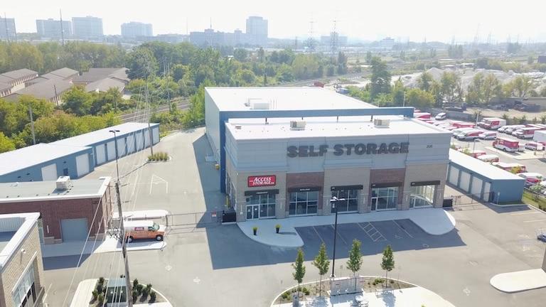 Access Storage Leaside & Investor Relations | StorageVault Canada